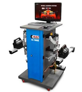 Wheel Alignment AL - 2000 S