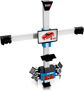 Wheel Alignment AL - 8000