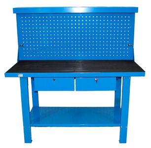 Workbench with tool panel BP-152C