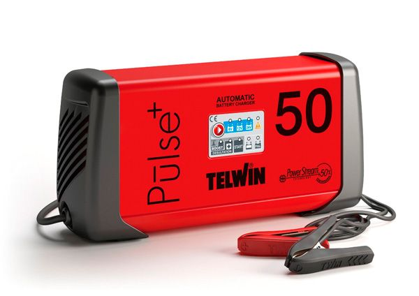 Battery charger Pulse 50