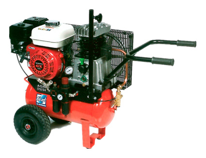 Air compressor CA - 24AGRI
