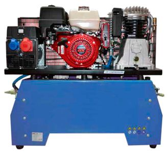 Air compressor THUNDER 130/7ET