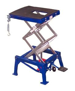 Scissor lift table Motorcycle MM - 500