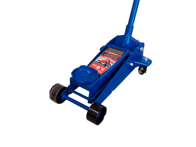 Hydraulic jack 3 tons GT - 30FT
