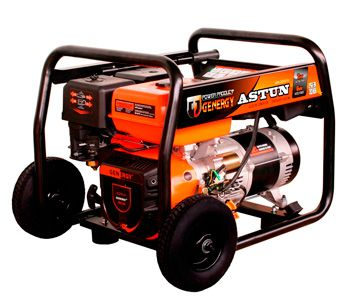 Electric generator genergy ASTUN