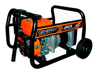 Electric generator genergy JACA