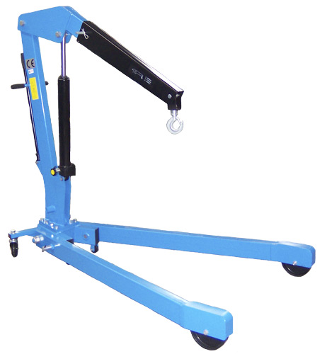 Foldable Shop Crane 2 T