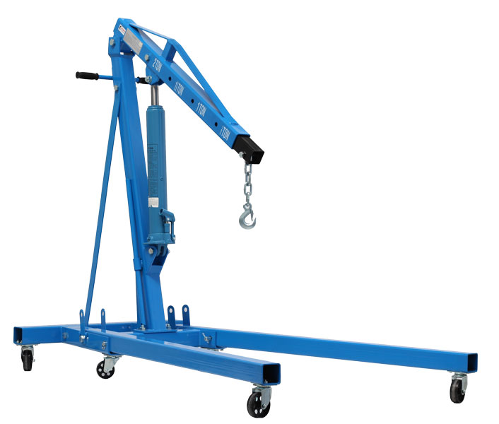 Foldable Shop Crane 2 TS