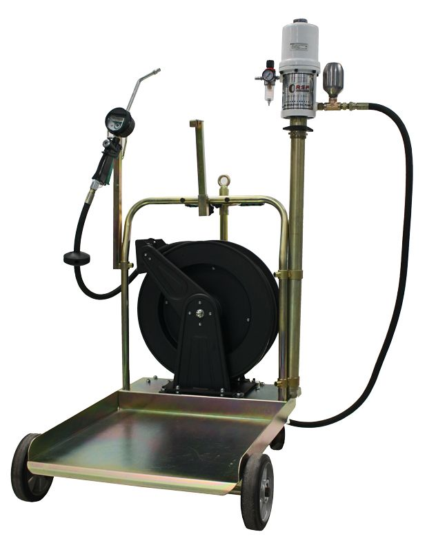 Carro dispensador de aceite LB - 500