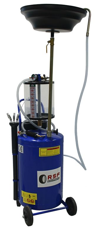 Pneumatic Oil Extractor LB - 80