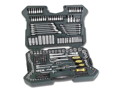 Tool Kit 215 pieces mannesmann