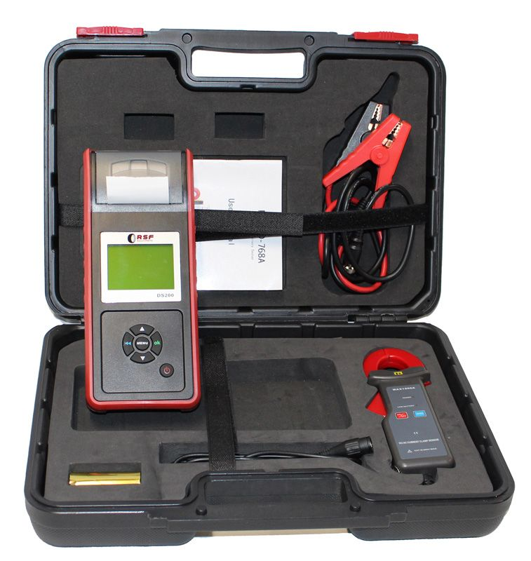 Battery Tester DS-200