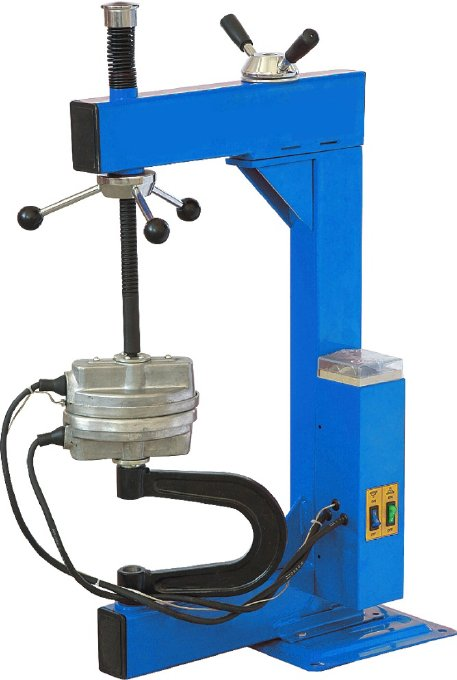 Vulcanizer machine VZ - 1100