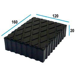 Rubber pads G14