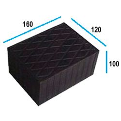 Rubber pads G15