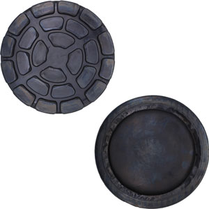 Rubber pads G23