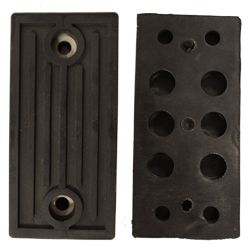 Rubber pads G26