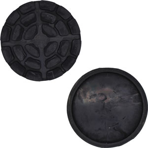 Rubber pads G28