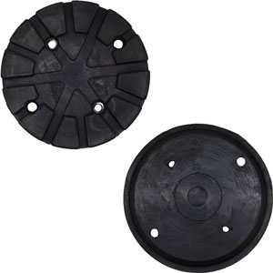 Rubber pads G36